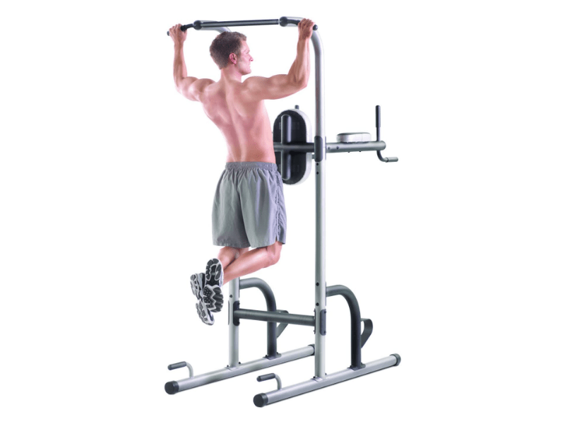 5. Gold's Gym XR 10.9 Power Tower – Best Free Standing Pull Up Bar