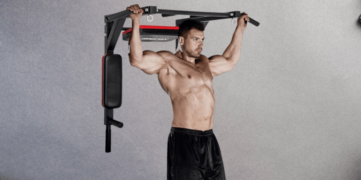 Image of: 5 Best Wall Mounted Pull Up Bars Chin Up Bars For Home Gym