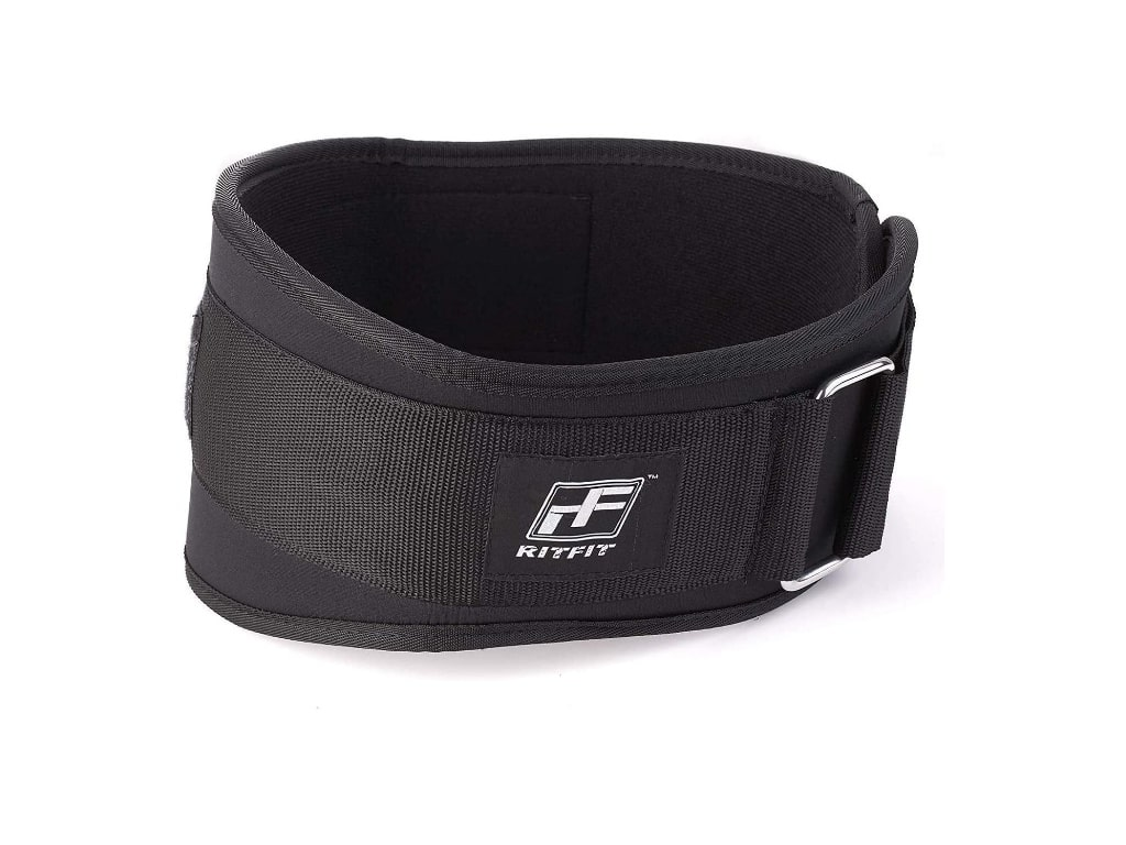 2. RitFit Weight Lifting Belt - best weight lifting belt for crossfit, best weight lifting belt for powerlifting, best weightlifting belt