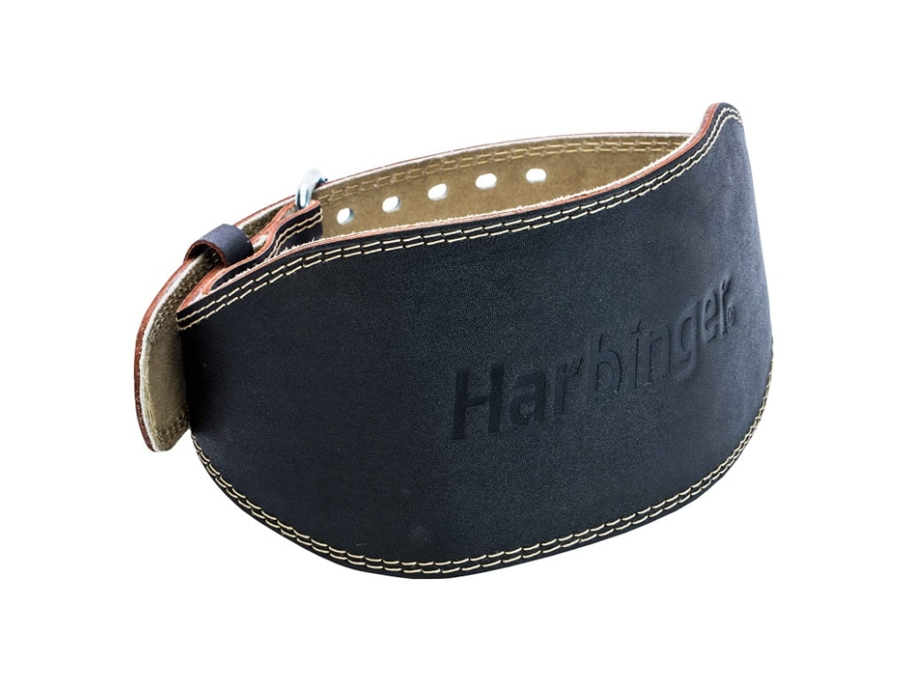 3. Harbinger Padded Weightlifting Belt - best weight lifting belt for crossfit, best weight lifting belt for powerlifting, best weightlifting belt