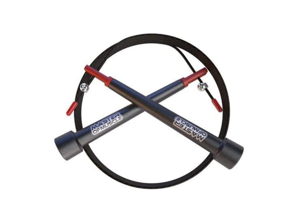 3. Jump Rope – Master Double Unders - Best Jump Ropes for Beginners