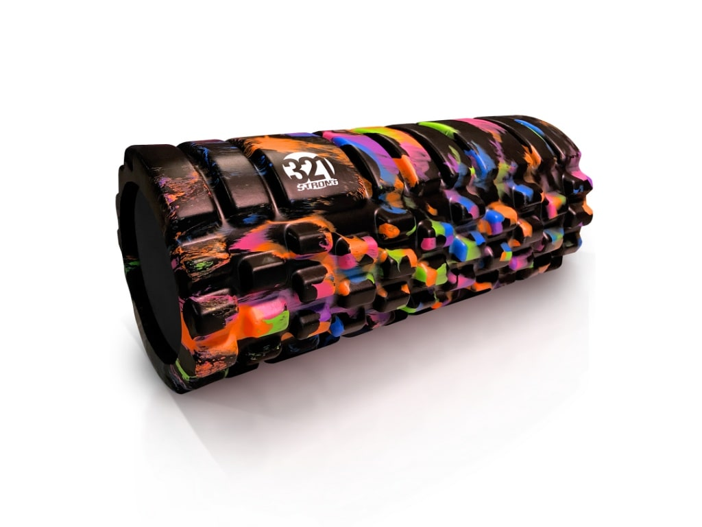 5. 321 Strong Foam Roller-best foam rollers for back pain