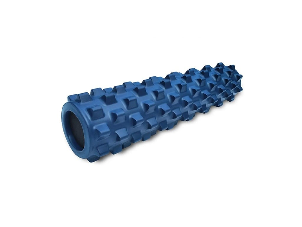 6. RumbleRoller – Textured Muscle Foam Roller-best foam rollers for back pain