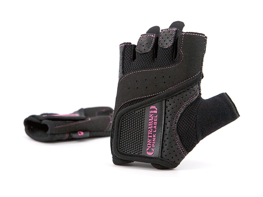3. Contraband 5137 Weightlifting Gloves-best workout gloves