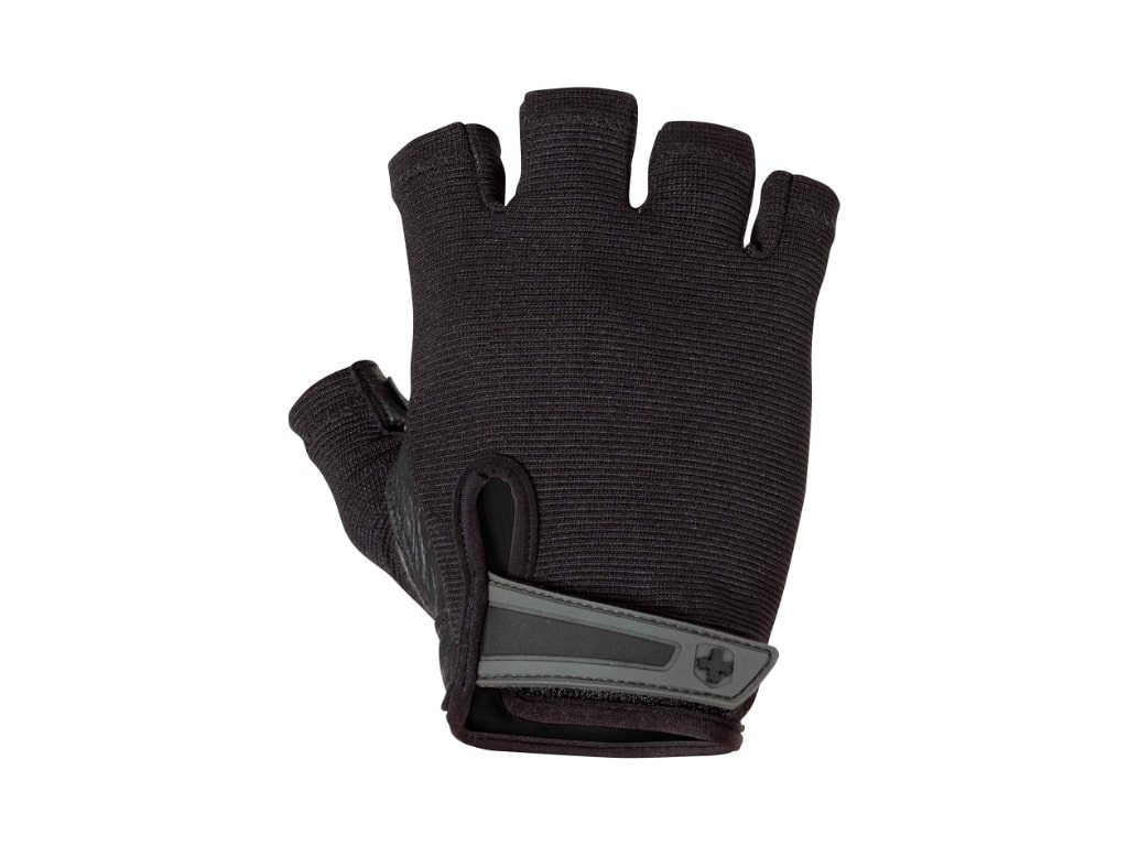 5. Harbinger Weightlifting Gloves-best workout gloves