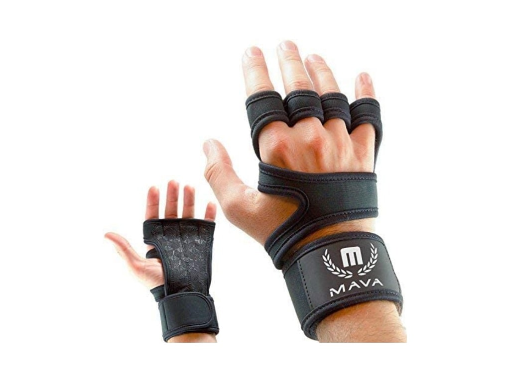 6. Mava Sports Training Gloves-best weightlifting gloves with wrist support