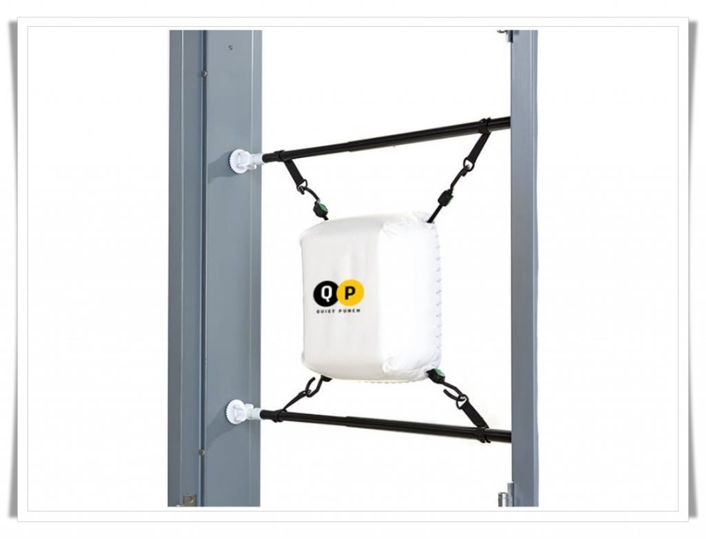 10. Quiet Punch At Home Punching Bag-Best Punching Bags for Small Spaces