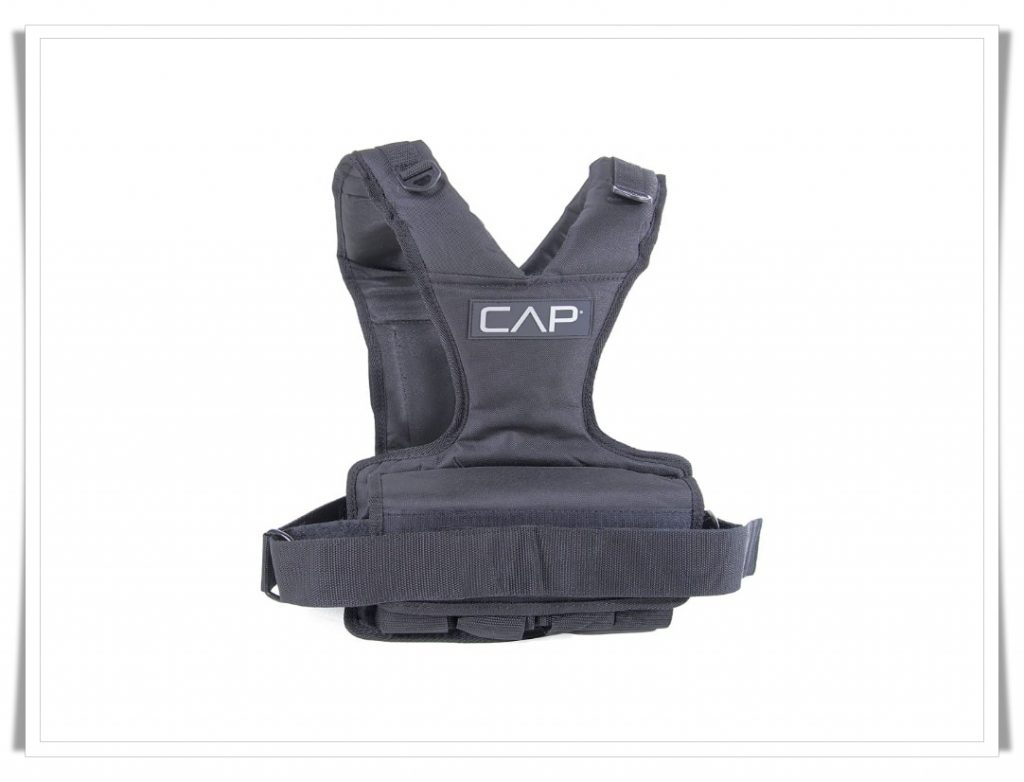 11. CAP Barbell Women's Weighted Vest - Best Weighted Vest for CrossFit